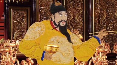 明成祖穿越之{食神争霸赛}