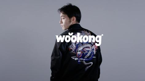wookong外套|模特展示