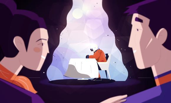 Le Cube制导 | 三亚丽思卡尔顿-让我们常在您心