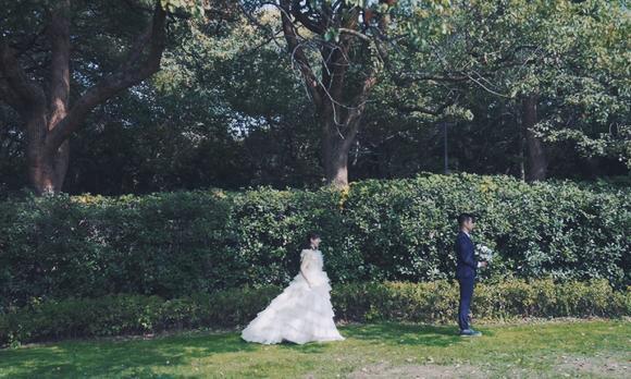 Hippo&Laura东湖户外婚礼集锦-壹肆电影作品