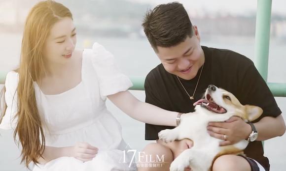「17FILM」江武&唐梦诗丨婚礼快剪