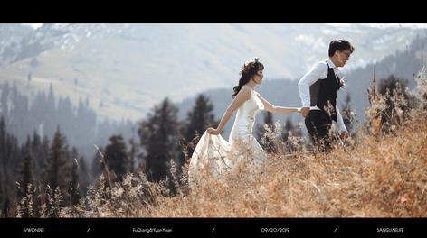 「VWONDER影像社」江布拉克的婚礼梦