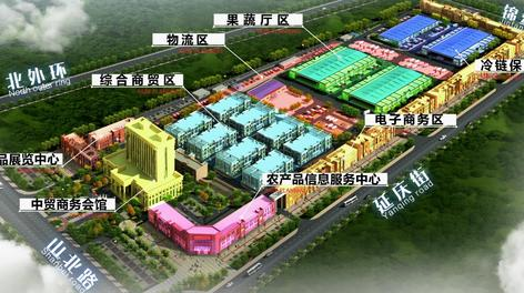 中贸农产品综合商贸园