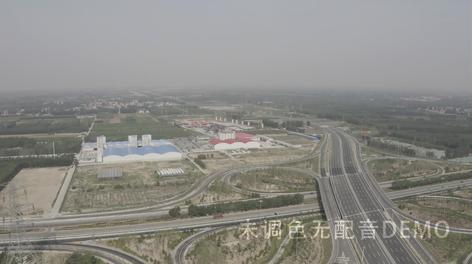 《新建城际铁路联络线一期工程CJLLXZQ-5汇报片》demo