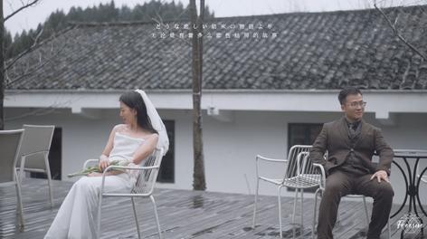 FREESUE 凤梨苏|LFT+QWJ  婚纱_MV