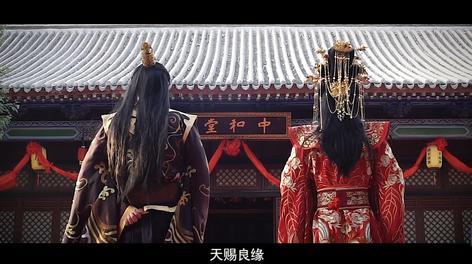 三朝一代电影印象婚礼《弘济桥之恋》首映红毯仪式