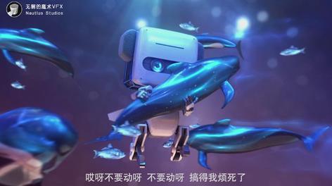 你见过江豚么 只在梦里见过