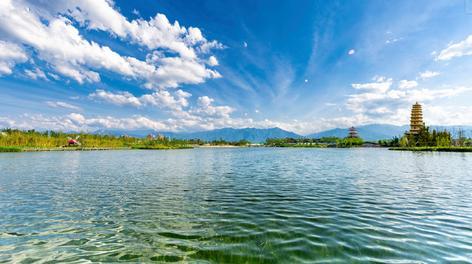 西安渼陂湖宣传片