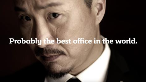 Carlsberg 嘉士伯   Probably the best office in the world