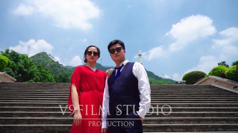 广东轻旅拍( 字幕 )婚前外景「找寻」婚前微电影--唯久影像