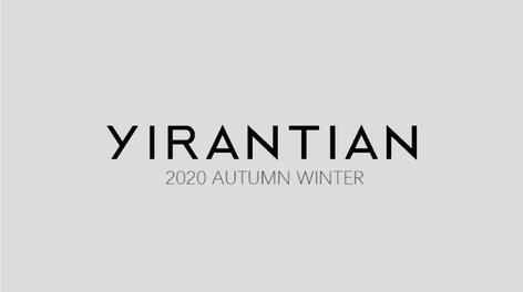 YIRANTIAN 2020AW