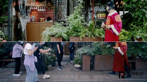 717餐饮品牌日TVC 片场花絮